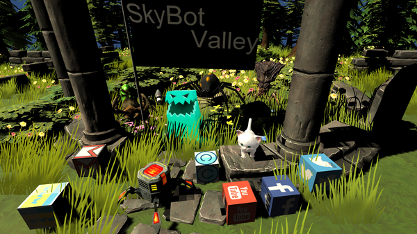SkyBot Valley