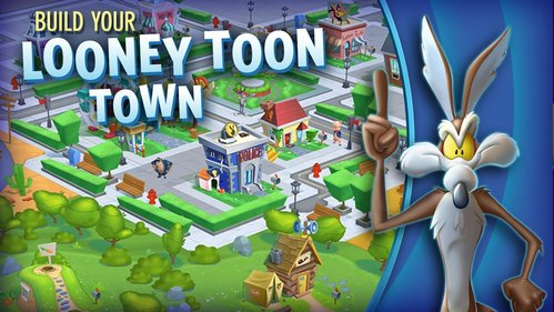 Looney Tunes Dash! 1.93.03 for Android - Download